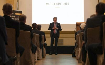 JOOL hosted its popular Nordic High Yield Conference at Helsinki's Hotel Kämp.
