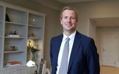 Möt vår medarbetare Johan Winterås, Partner / Senior Fixed Income Sales